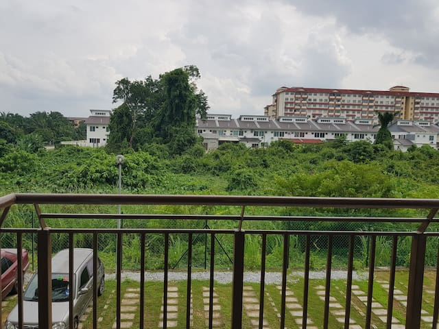 KLIA apartment