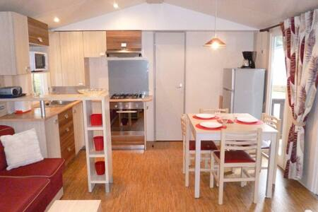 HOME-COSY 40M2 Séjours ou Nuits ( 3Ch-2DdB-2WC ) - Saint-Brevin-les-Pins - บังกะโล
