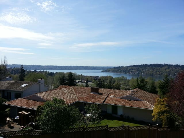 Beautiful Home Stunning Lake View - Newcastle - Casa