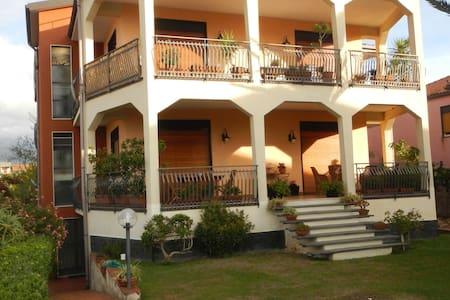 Relax in villa tra mare e montagna - Tremestieri Etneo - Wohnung