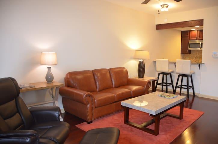 Beautiful, spacious loft condo with amenities