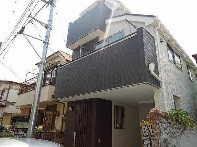 【KAERU-Tokyo】~1Room  2bed~