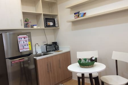 Stylish BNew FFrnshed Studio Araneta Center Cubao