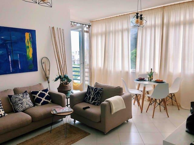 Modern Beach Apartment in Lalzi Bay,Complex Lura 2