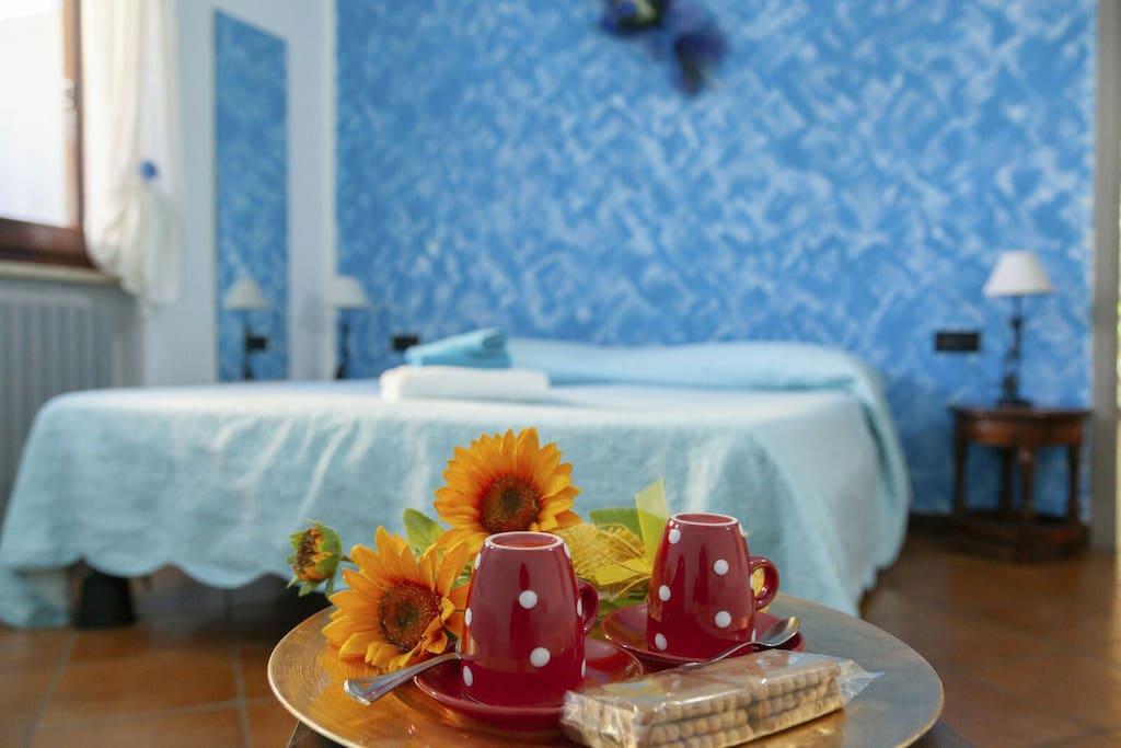 Malpensa stanza 1 4 posti letto bagno privato - Colazione al letto ...