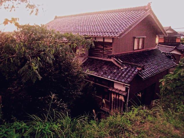 Maison traditionnelle japonaise - Komatsu - Дом