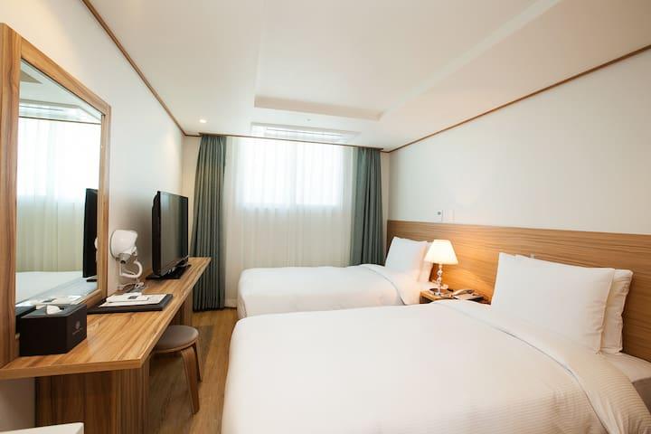 호텔 휴식, 서귀포 트윈룸 2