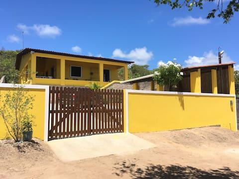 Casa de praia em Barra de Catuama