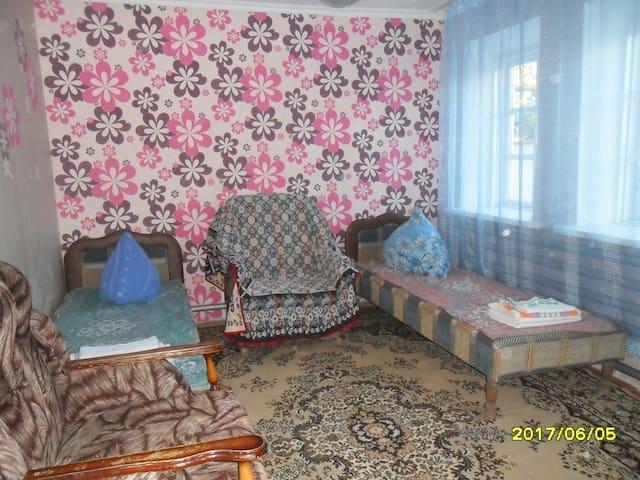 Сдается домик на Азовском море, от моря 50 метров