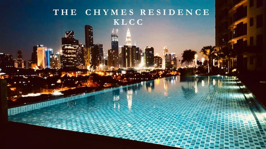 The Chymes, KLCC. Exclusive. Wifi inc .Entire Unit