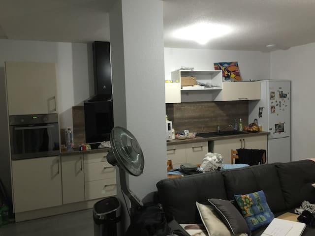 logement bbc à partager - Lingolsheim - Apartament