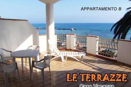 """Appartamento B - Case Vacanza """"Le Terrazze"""""""