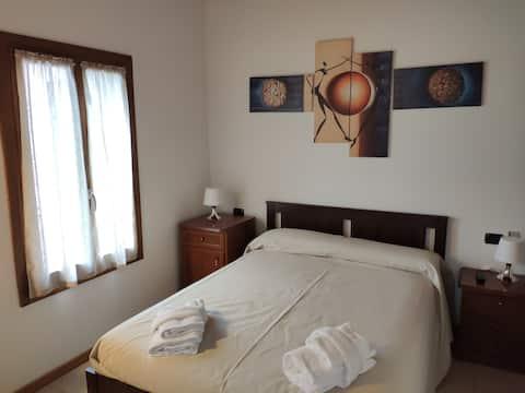 La Rotonda Relais double room private bathroom