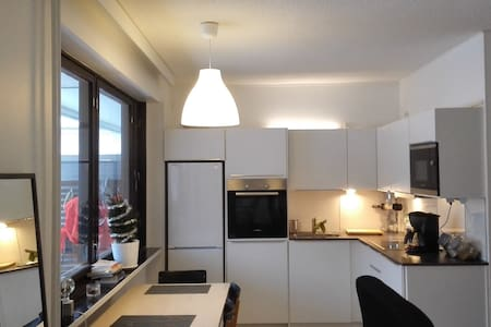 Bright apartment- good location - Kuopio