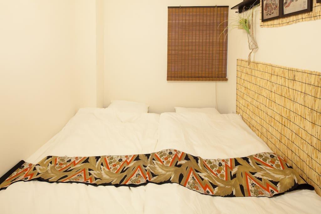 Two mattress