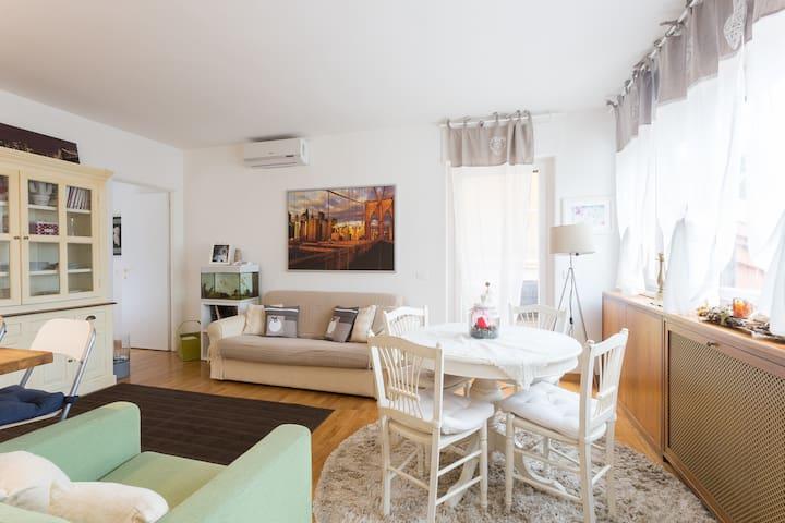 Casetta Green - Roma - Apartamento