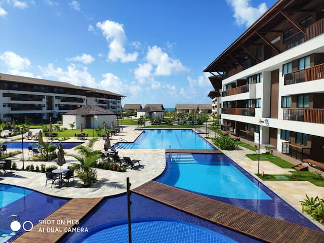 Loft Resort Cupe Beach Living - Porto de Galinhas