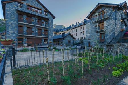 Apart. Casa Juaneta Pirineo-Ordesa - Broto - Apartamento