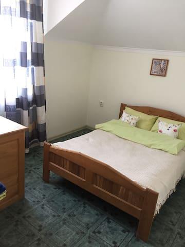 Стандартный двухместный номер в Homey Hostel