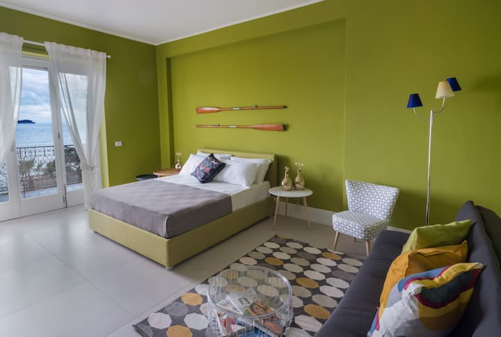 Amazing room in Amalfi coast