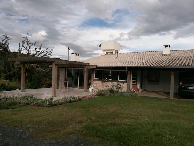 Casa de campo Serra Catarinense - Bom Retiro - Casa de campo