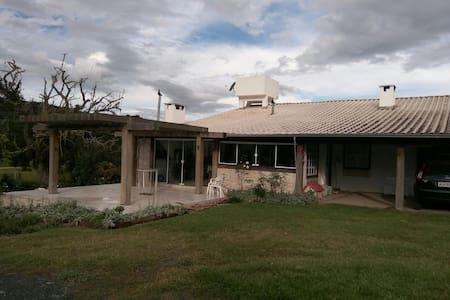 Casa de campo Serra Catarinense