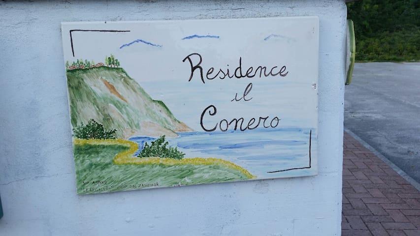 """Residence """"Il Conero"""" - Sirolo"""