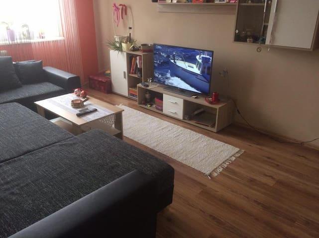 Samu's Flat - fiatalos kiadó lakás - Miskolc - Apartamento