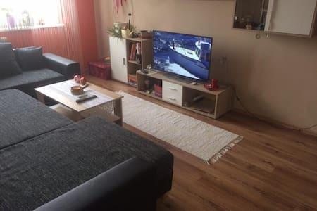 Samu's Flat - fiatalos kiadó lakás - Miskolc