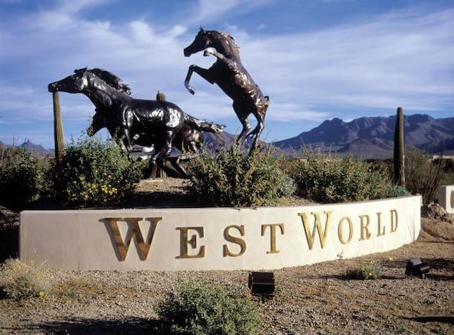 2 BD Condo near Westworld / Arabian Horse Show