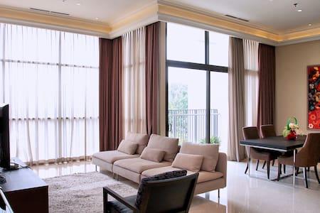 Luxury 3BR Senopati Central Jakarta - Jakarta Selatan