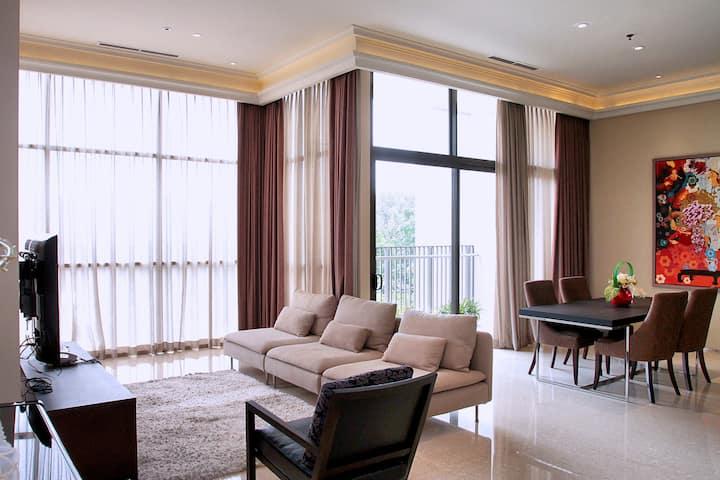 Luxury 3BR Senopati Central Jakarta