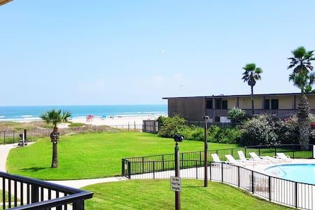 Isla Del Sol beachfront condo - サウスパドリーアイランド - コンドミニアム