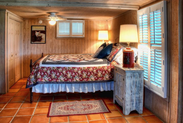 DEER HAVEN Rate for 2 with breakfast start at $265.00 at Historic Kuebler Waldrip Haus B&B