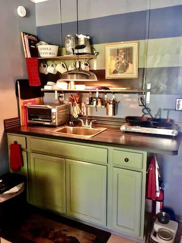 Wee Kitchen Galley