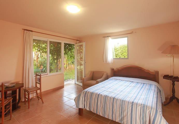 Uma suite aconchegante em Cunh(URL HIDDEN) - Cunha - Общежитие