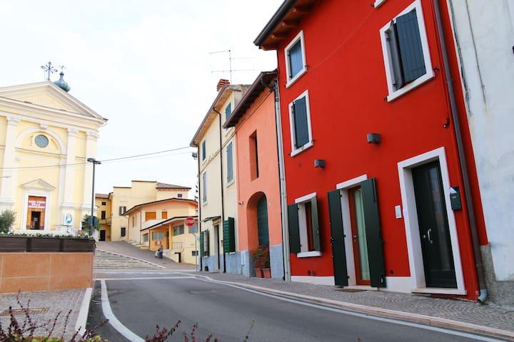 App a Castelnuovo del Garda - Sandrà - Leilighet