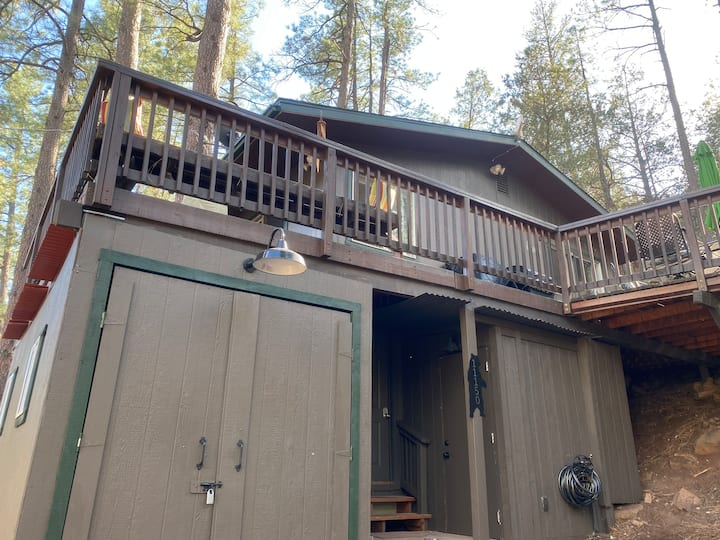 Cozy Cabin in Heart of Tonto Forest