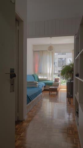 Bonito apartamento en el corazon de pocitos