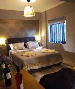 LUXURY apartment A close to MusicHall(Martiou str)