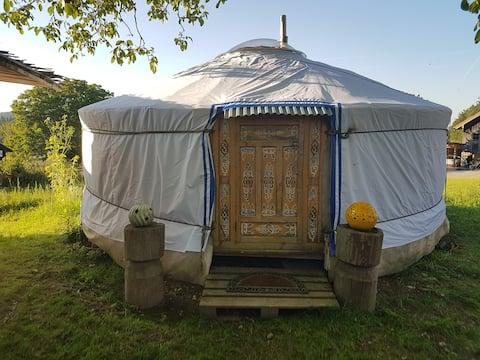 Yurt near Salzburg