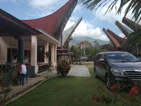 Stay with Local's when you visit Toraja