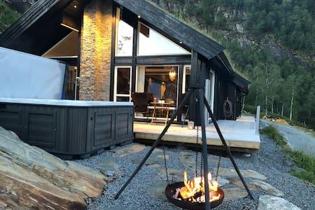Eikedalen cottage near Norheimsund/Hardanger fjord