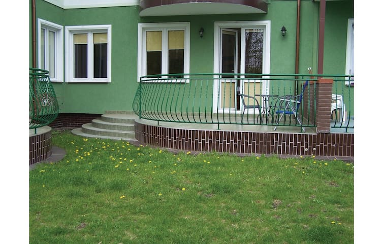 Holiday apartment with 1 bedroom on 49m² in Kolobrzeg