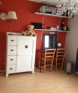 Ruime kamer in eengezonswoning,Uith - Uithoorn - Huis