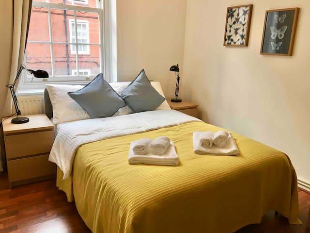 Spacious Triple Room in Russell Square/Kings Cross