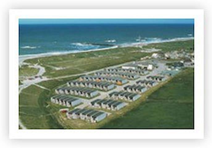 Skøn ferielejlighed nær Vesterhavet - Vestervig - Rumah