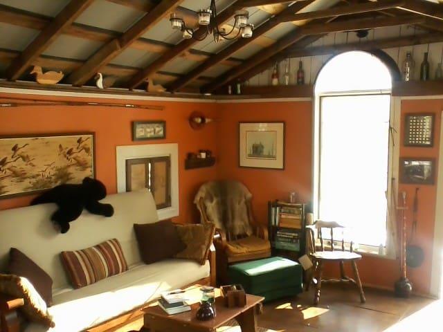 Arrowhead Ridge off-grid cabin #1