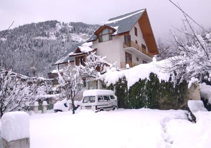 Hamta House Homestay