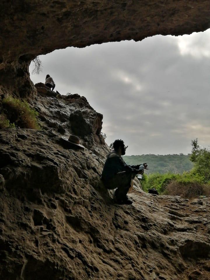 Cabaña Minas de Ópalo el descanso del minero
